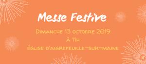 Messe Festive